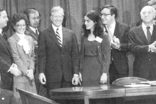 1980 Carter signs bill
